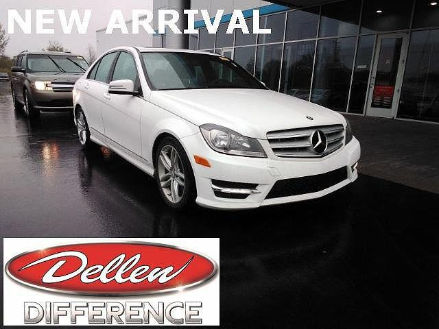 2013 Mercedes-Benz C-Class C 300 for sale in Greenfield, IN