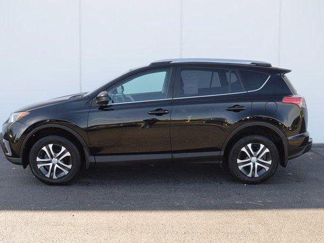 美国伊利诺斯州福克斯湖出售2018款丰田RAV4 LE