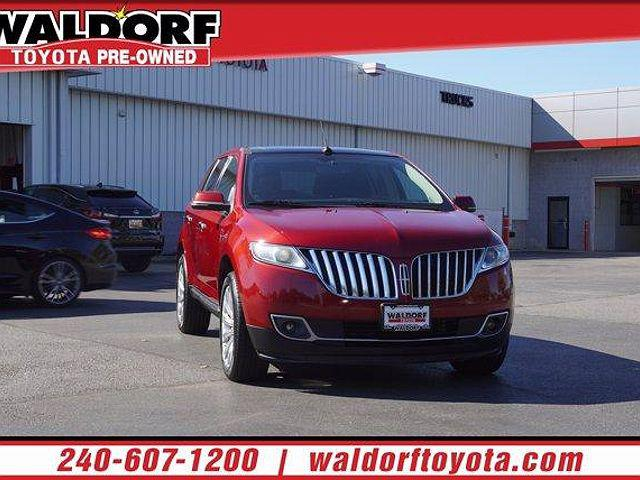 2013 Lincoln MKX AWD 4dr for sale in Waldorf, MD