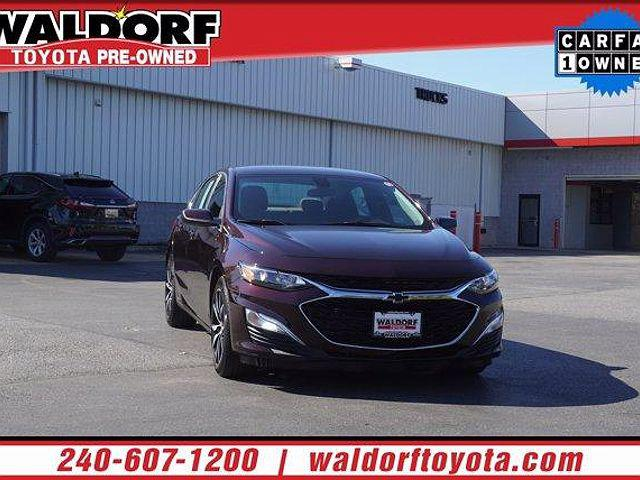 2020 Chevrolet Malibu RS for sale in Waldorf, MD