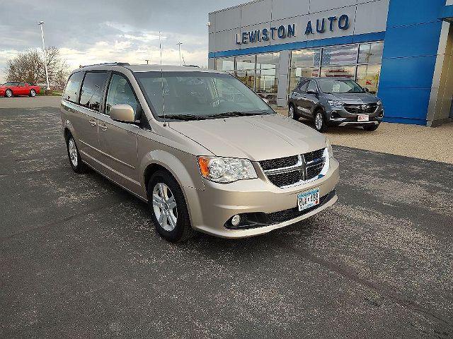 2012 Dodge Grand Caravan Crew for sale in Lewiston, MN