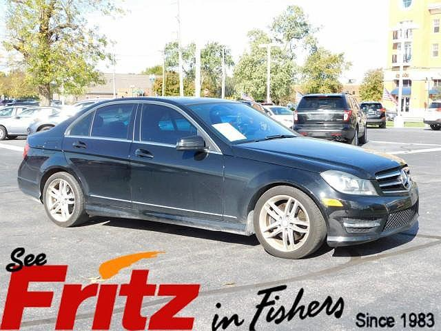 2014 Mercedes-Benz C-Class C 300 for sale in Fishers, IN