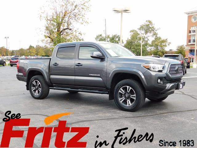 2018 Toyota Tacoma TRD Sport for sale in Fishers, IN