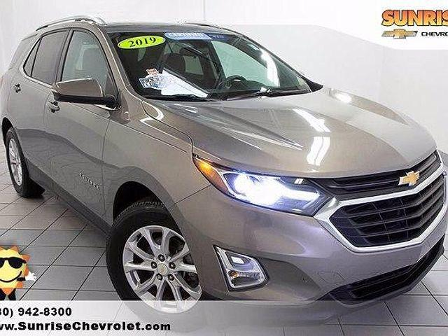 2019 Chevrolet Equinox LT for sale in Glendale Heights, IL
