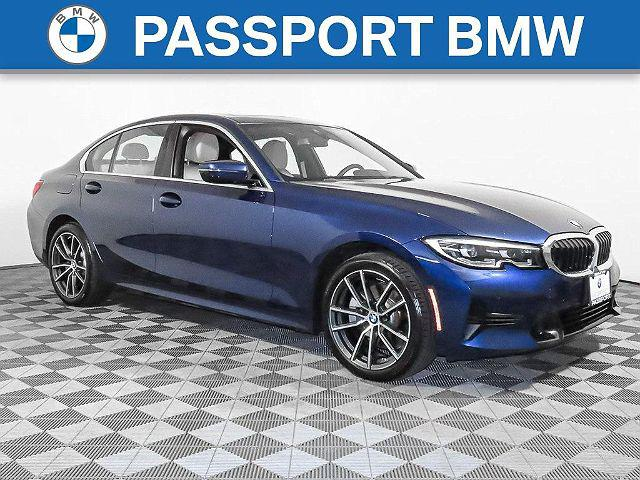 2019 BMW 3 Series 330i xDrive for sale in Marlow Heights, MD