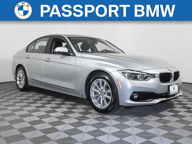 2018 BMW 3 Series 320i xDrive for sale in Marlow Heights, MD