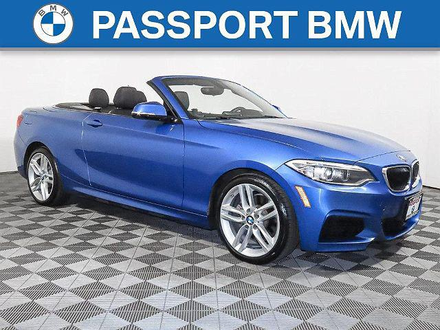 2016 BMW 2 Series 228i xDrive for sale in Marlow Heights, MD