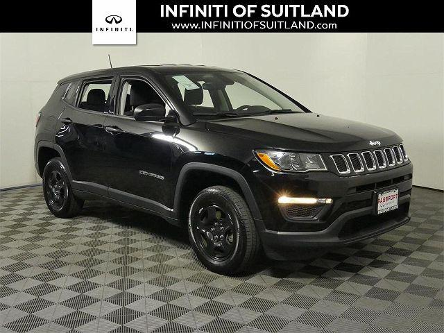 2018 Jeep Compass Sport for sale in Suitland, MD