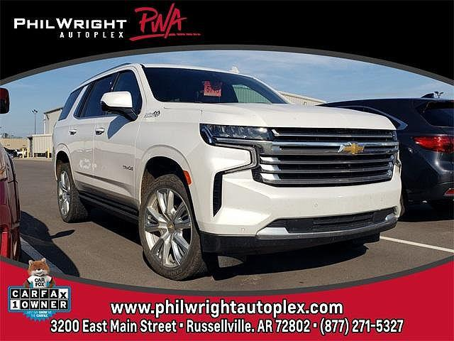 2021 Chevrolet Tahoe High Country for sale in Russellville, AR