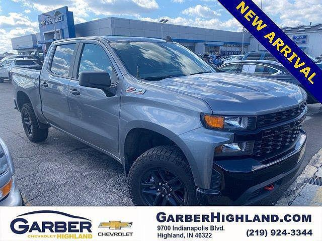 2020 Chevrolet Silverado 1500 Custom Trail Boss for sale in Highland, IN