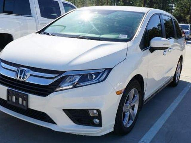 2018 Honda Odyssey EX for sale in Spring, TX