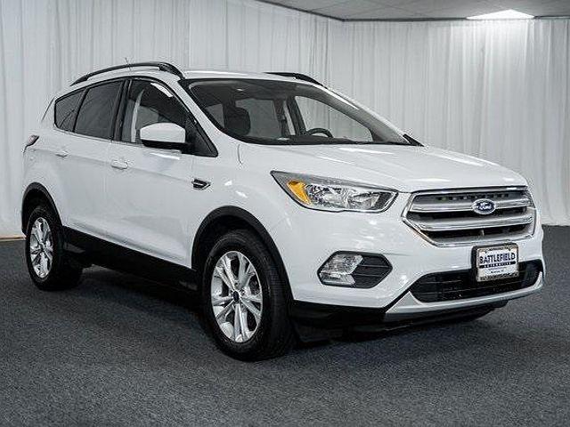 2018 Ford Escape SE for sale in Manassas, VA