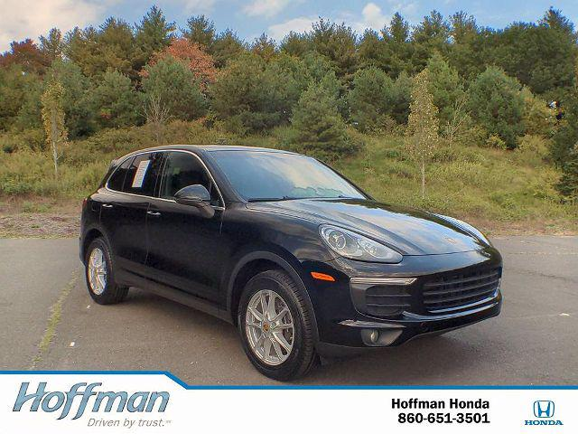 2016 Porsche Cayenne AWD 4dr for sale in West Simsbury, CT