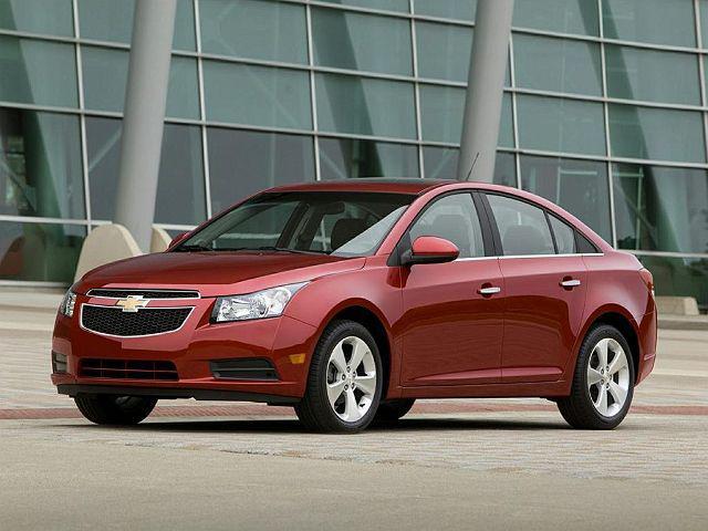 2012 Chevrolet Cruze LS for sale in Auburn, WA