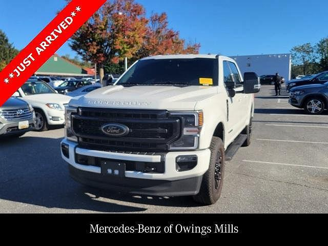 2020 Ford F-250 Lariat for sale in Owings Mills, MD