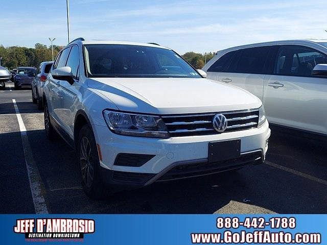 2019 Volkswagen Tiguan SE for sale in Downingtown, PA
