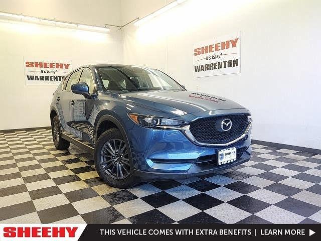 2018 Mazda CX-5 Sport for sale in Warrenton, VA