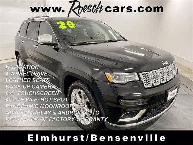 2020 Jeep Grand Cherokee Summit for sale in Elmhurst, IL