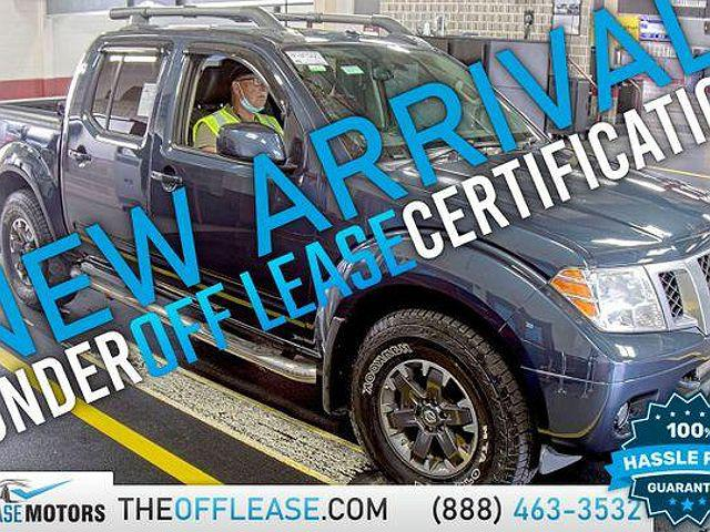 2015 Nissan Frontier PRO-4X for sale in Stafford, VA