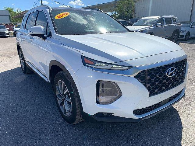 2019 Hyundai Santa Fe Limited for sale in Tampa, FL