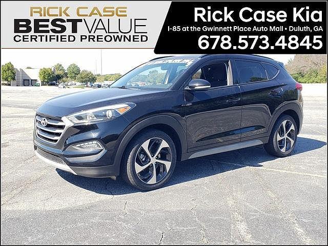 2018 Hyundai Tucson Value for sale in Duluth, GA