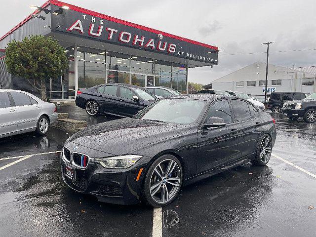 2017 BMW 3 Series 340i xDrive for sale in Bellingham, WA