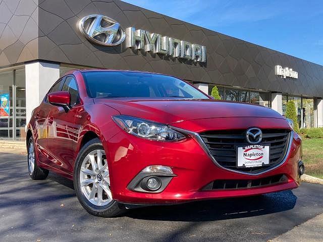 2015 Mazda Mazda3 i Touring for sale in Glenview, IL