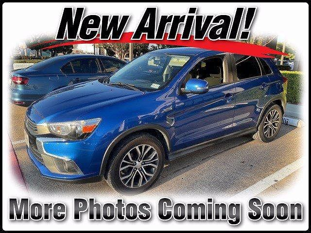 2016 Mitsubishi Outlander Sport 2.0 ES for sale in Plano, TX