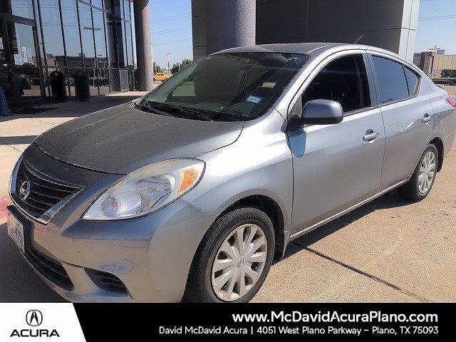 2013 Nissan Versa SV for sale in Plano, TX