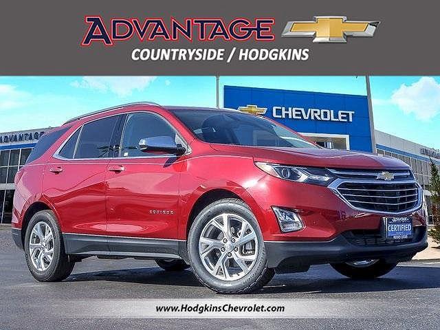 2019 Chevrolet Equinox Premier for sale in Hodgkins, IL