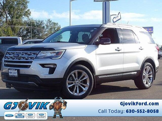 2018 Ford Explorer XLT for sale in Plano, IL