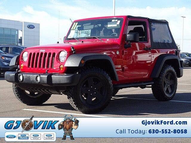 2011 Jeep Wrangler Sport for sale in Plano, IL