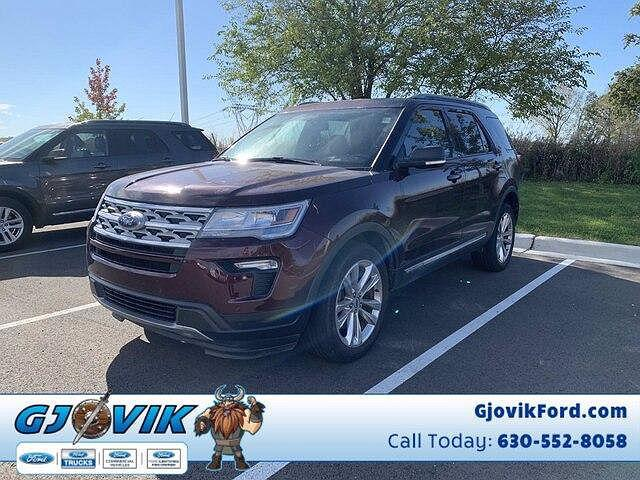 2019 Ford Explorer XLT for sale in Plano, IL