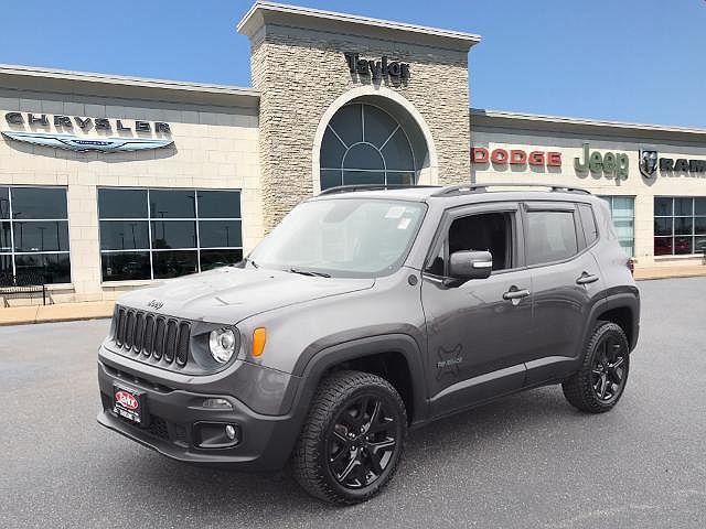 2018 Jeep Renegade Altitude for sale in Bourbonnais, IL