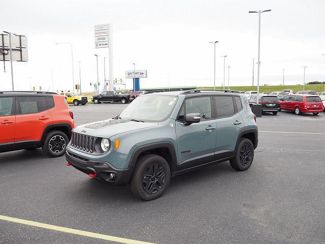 2017 Jeep Renegade Deserthawk for sale in Bourbonnais, IL