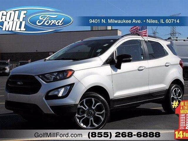 2020 Ford EcoSport SES for sale in Niles, IL