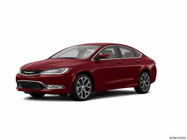2015 Chrysler 200 C for sale in Frederick, MD