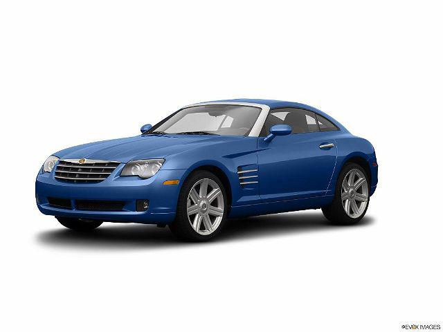 2008 Chrysler Crossfire Limited for sale in Frederick, MD