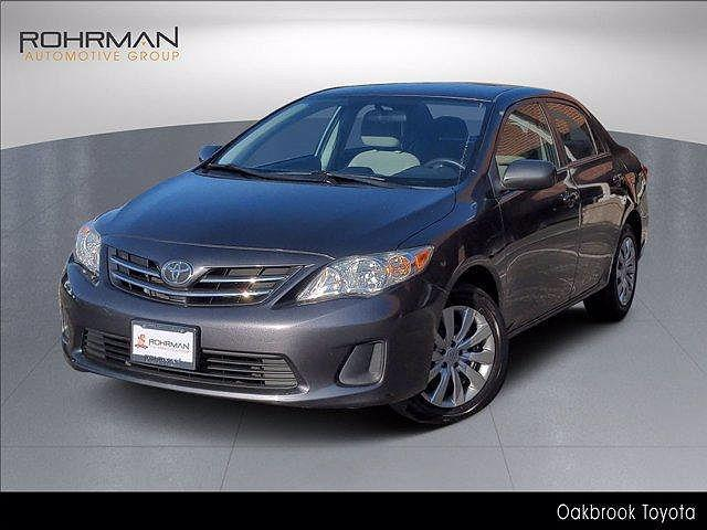 2013 Toyota Corolla LE for sale in Westmont, IL