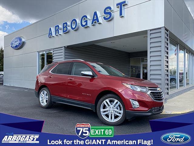 2020 Chevrolet Equinox Premier for sale in Troy, OH