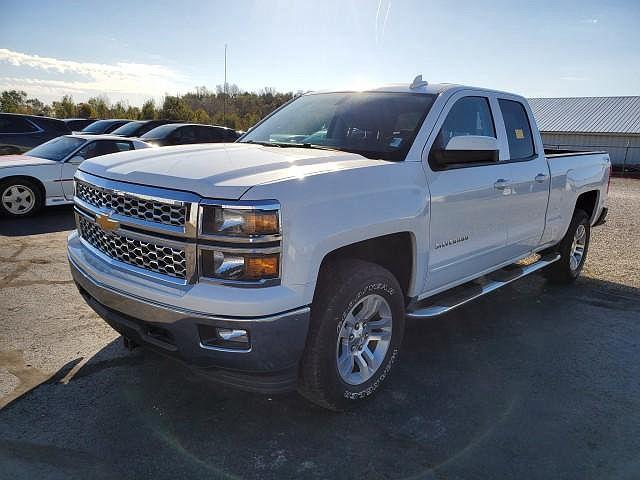 2015 Chevrolet Silverado 1500 LT for sale in Willard, OH