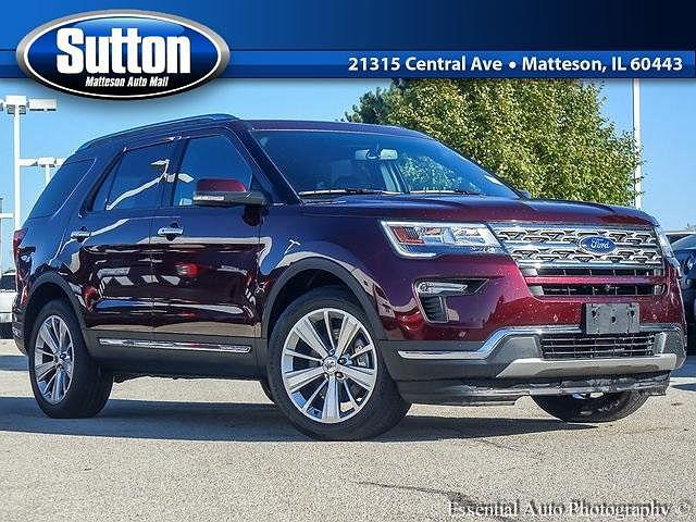 2019 Ford Explorer Limited for sale in Matteson, IL