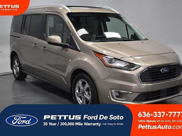 2019 Ford Transit Connect Wagon Titanium for sale in De Soto, MO
