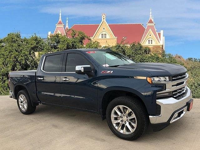 2020 Chevrolet Silverado 1500 LTZ for sale in San Marcos, TX