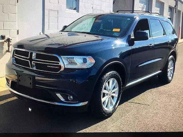 2014 Dodge Durango SXT for sale in Batavia, NY