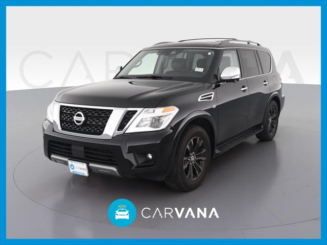 2020 Nissan Armada Platinum for sale in ,