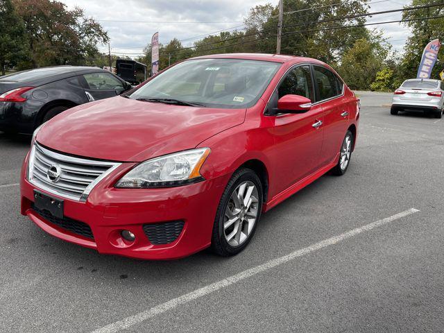 2015 Nissan Sentra SR for sale in Culpeper, VA