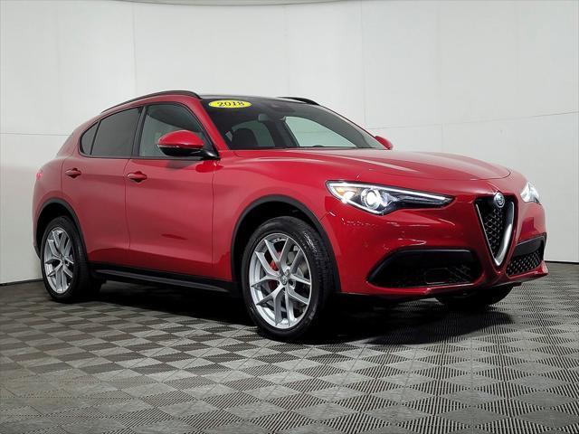 2018 Alfa Romeo Stelvio Ti Sport for sale in Vienna, VA