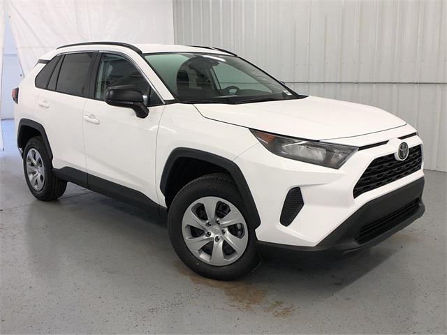 2020 Toyota RAV4 LE for sale in Austin, TX
