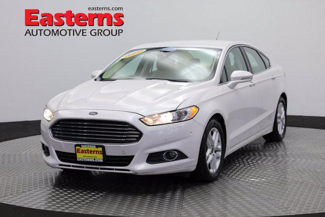 2015 Ford Fusion SE for sale in Frederick, MD